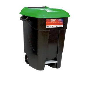 Tayg Tayg Afvalcontainer met voetpedaal - 100 liter - 421037