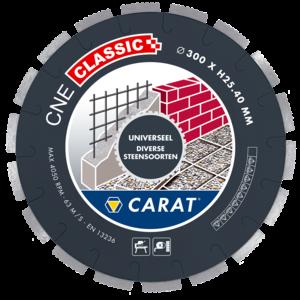 Carat tools Carat CNE classic Diamantzaag voor natzagen - Ø350x25,4 mm - universeel