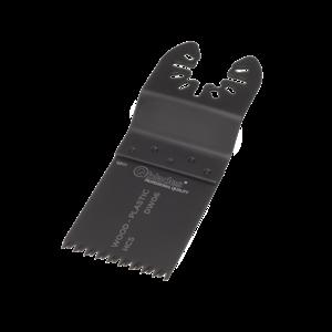 Qblades Qblades DW06 zaagblad multitool - 34x40 mm - HCS - (DeWalt)