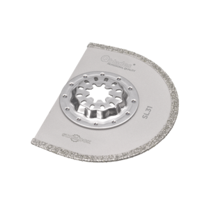 Qblades Qblades SL31 Diamant segmentzaagblad - 90 mm - Diamant - Starlock