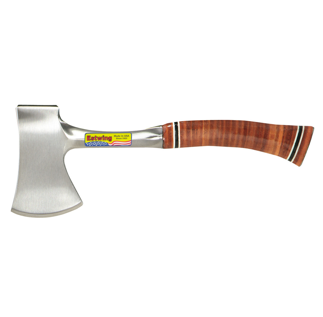 Estwing Estwing 02-6000E14A Handbijl met lederen greep - 600 gram