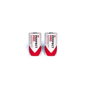 PerfectPro PerfectPro NIMH C batterijen 1,2V-4,0 Ah - 2 stuks - B-C2