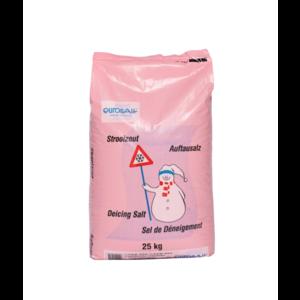 Eurosalt Eurosalt Strooizout - wegenzout - 25 kg - korrel 0,16 - 3 mm