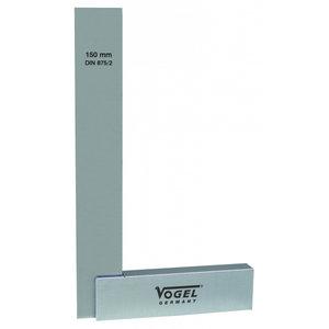Vogel Germany Vogel Blokhaak - 100x70 mm - staal verzinkt DIN 875/2 - 312353