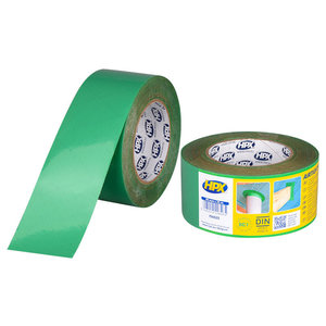 HPX tapes HPX Airtight flex Flexibele PE tape - 60 mm x 25 meter - groen - IS6025