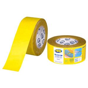 HPX tapes HPX Airtight indoor papieren tape - 60 mm x 25 meter - geel - AI6025