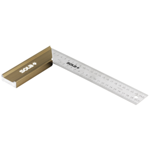 Sola Sola SRB 250 Schrijfhaak - 250 mm - aluminium blok - 56012101 - 1