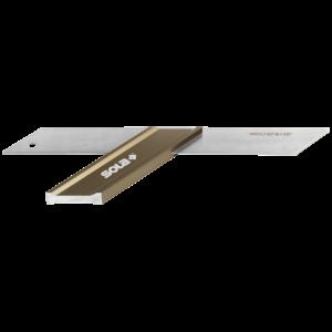 Sola Sola GWB 300 Verstekhaak - 300 mm - aluminium blok - 56031101 - 1