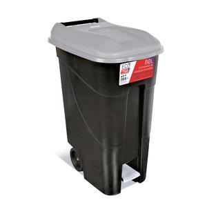 Tayg Tayg Afvalcontainer met voetpedaal - 80 liter - 433009