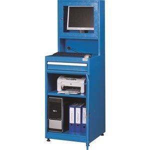 "Huvema Huvema Computerkast 17"" - BL 1D 560x570x1748 PC 17''"