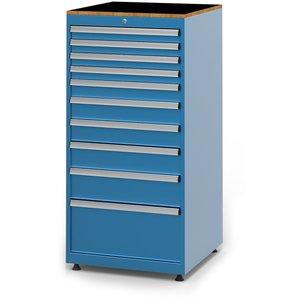 Huvema Huvema Laden gereedschapskast - 10 laden - BL 10D 710x725x1448 C
