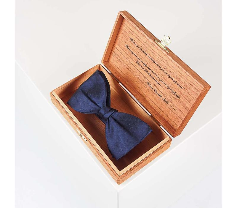 Geschenkbox Schleife | TheBowKnot by Gentleman's Agreement