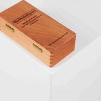Geschenkbox - ThePocketSquare - Einstecktuch handgenäht handgenäht