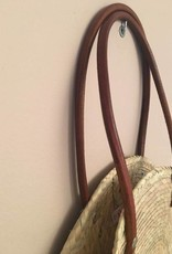 "Bohochic circle bag with fringes  ""La Lola"" Medium"