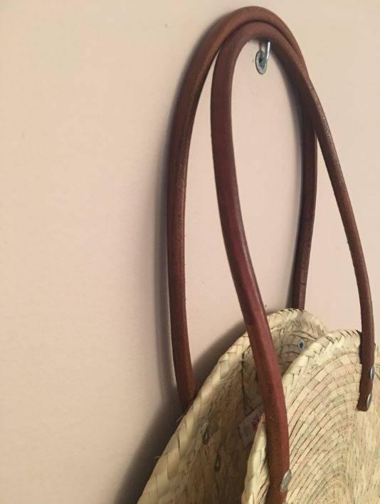 """Bohochic circle bag with fringes  """"La Lola"""" Medium"""