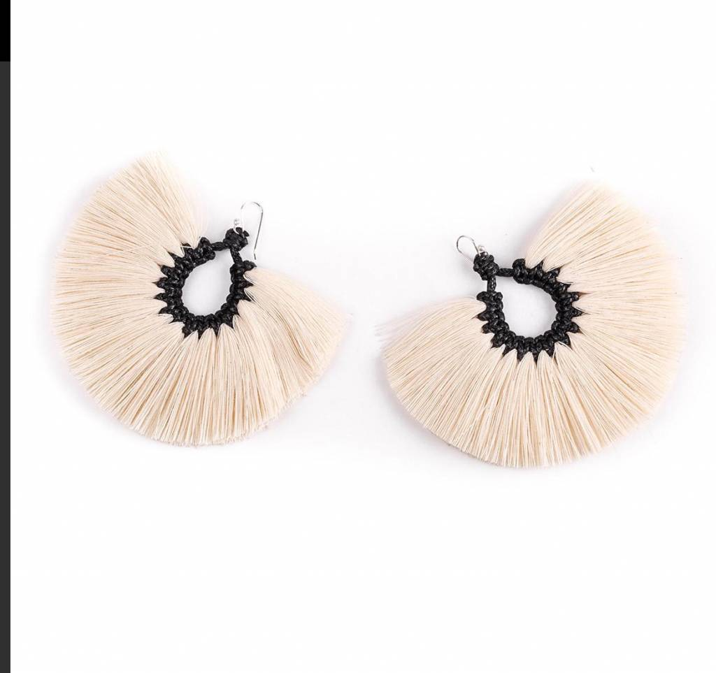 "Earrings ""Penacho"""
