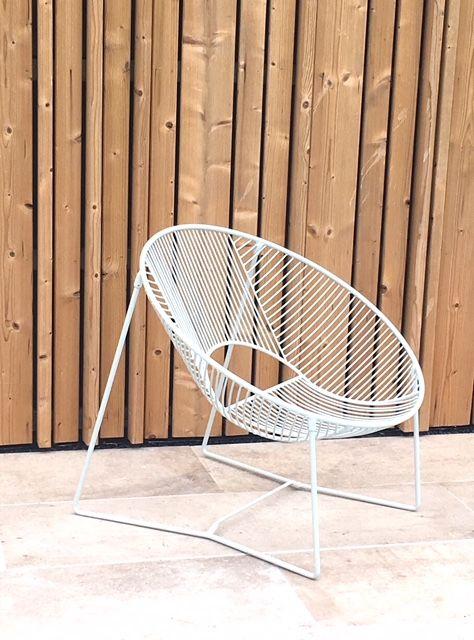 Outdoor lounge stoel
