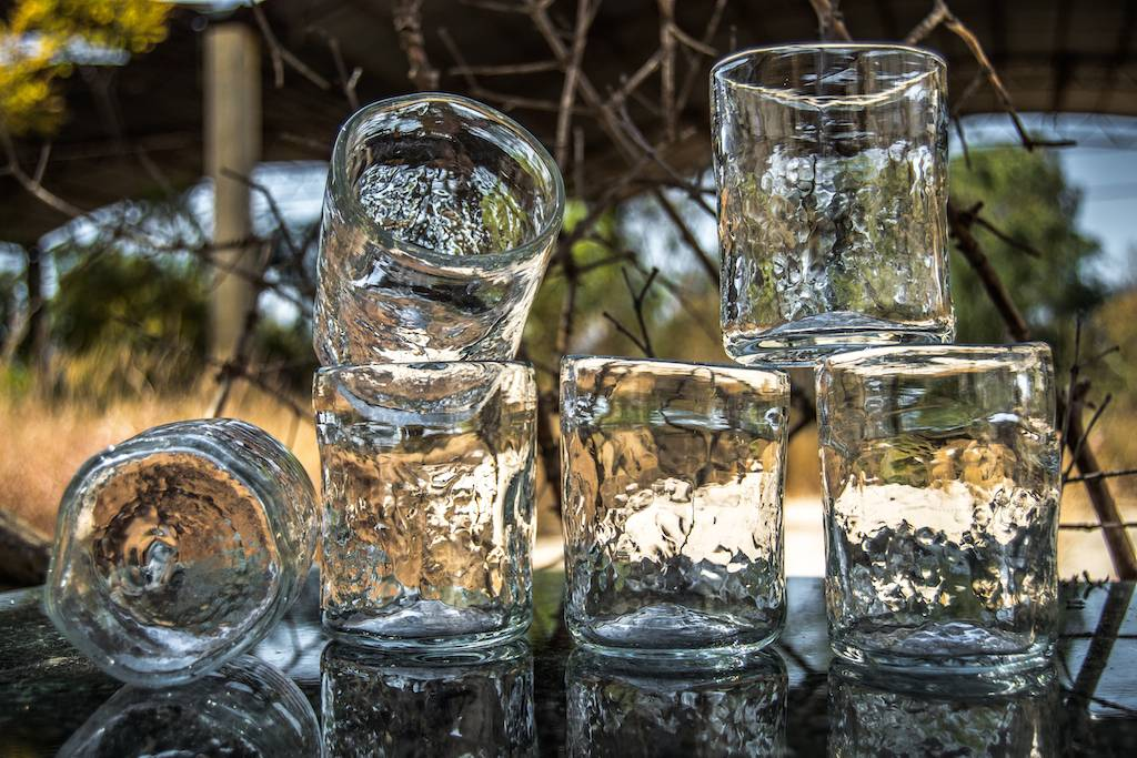 Have a drink with a pioneer of sustainable glassware !