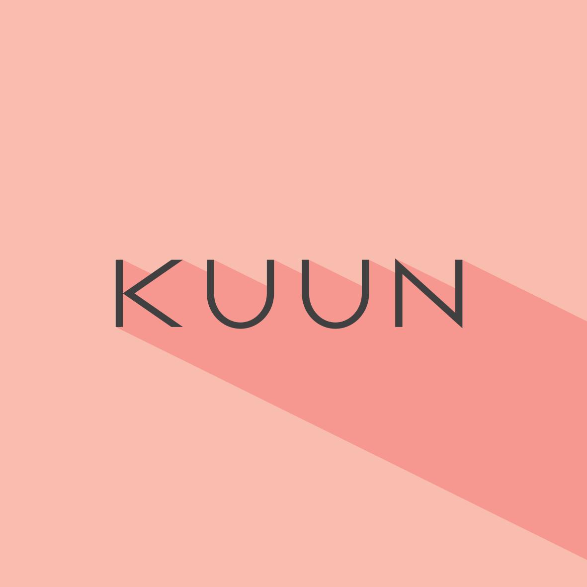 KUUN design logo