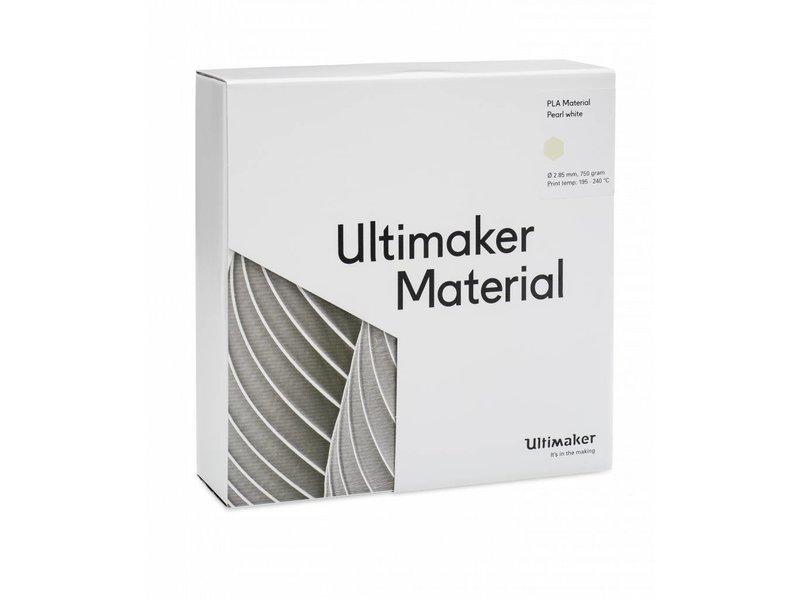 Ultimaker PLA 750gr (NFC) 2.85mm Pearl-White