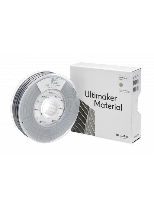 Ultimaker ABS 750gr (NFC) 2.85mm Silver