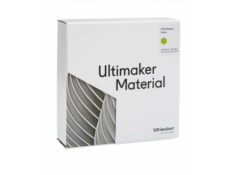 Ultimaker CPE 750gr (NFC) 2.85mm Green