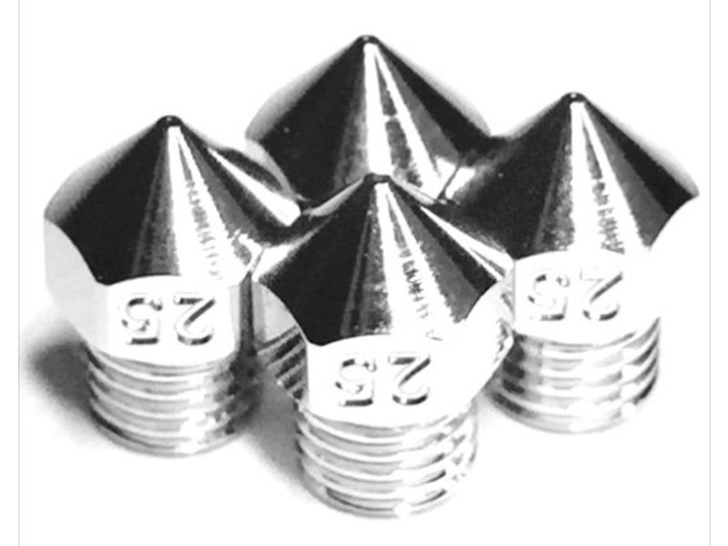 3DSolex HardCore Pro Nozzle 4-Pack