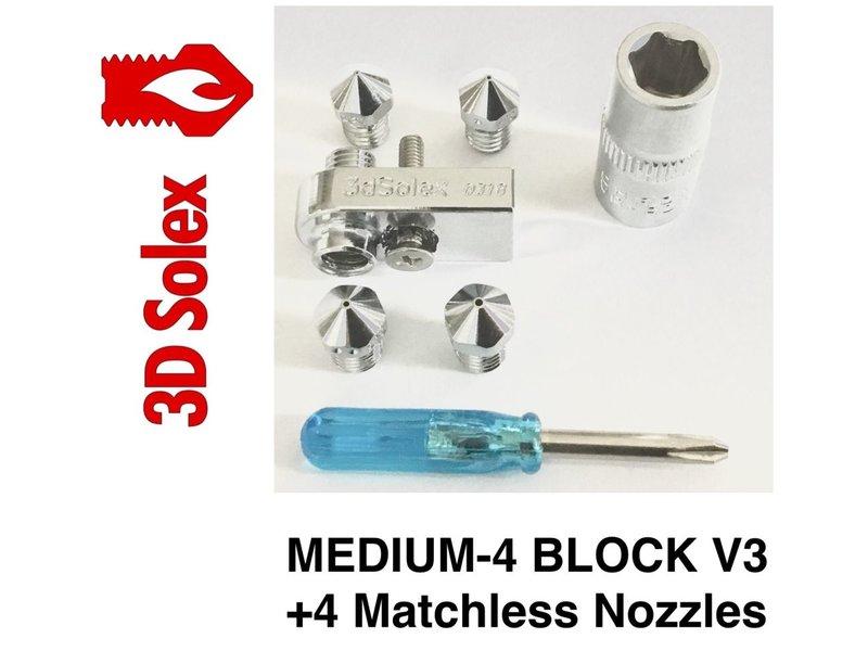 3DSolex Matchless Medium-4 (1.75mm)