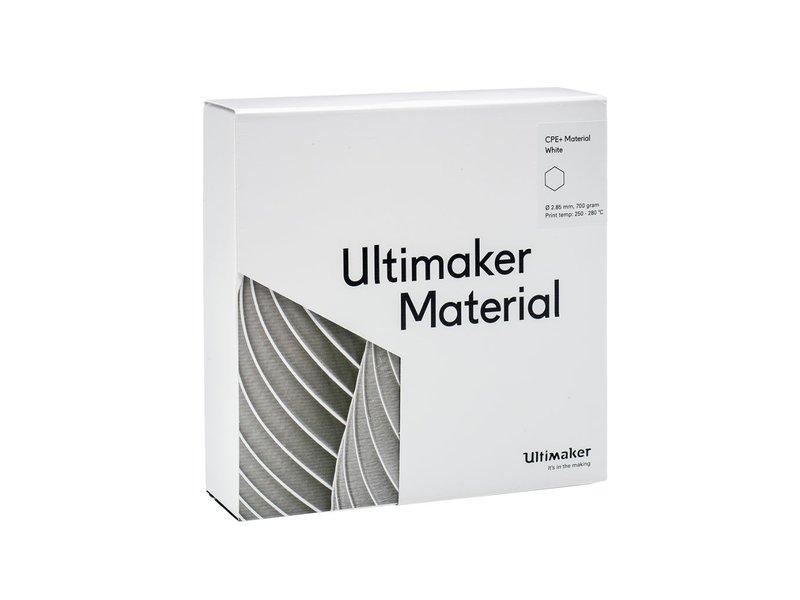 Ultimaker CPE+ 700gr (NFC) 2.85mm White