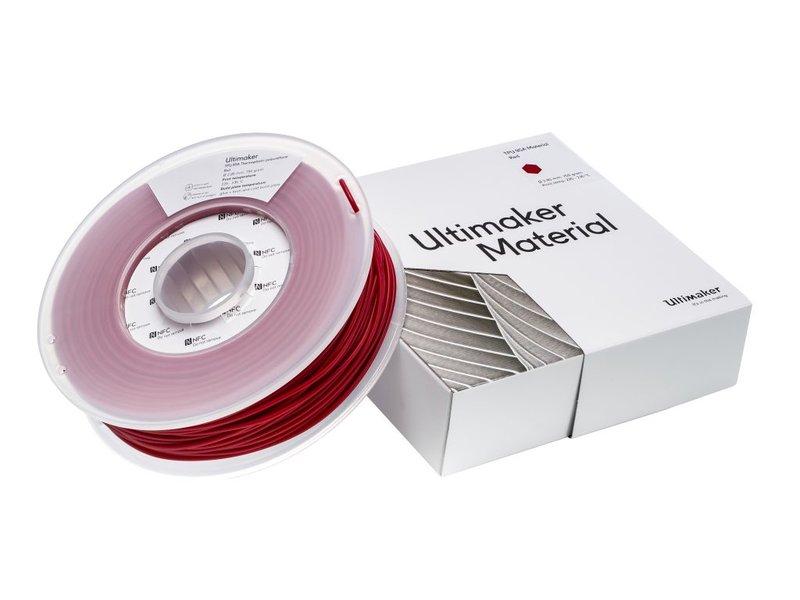 Ultimaker TPU 95A 750gr (NFC) 2.85mm Red