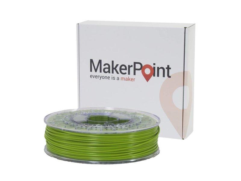 MakerPoint PET-G 750gr Yellow Green