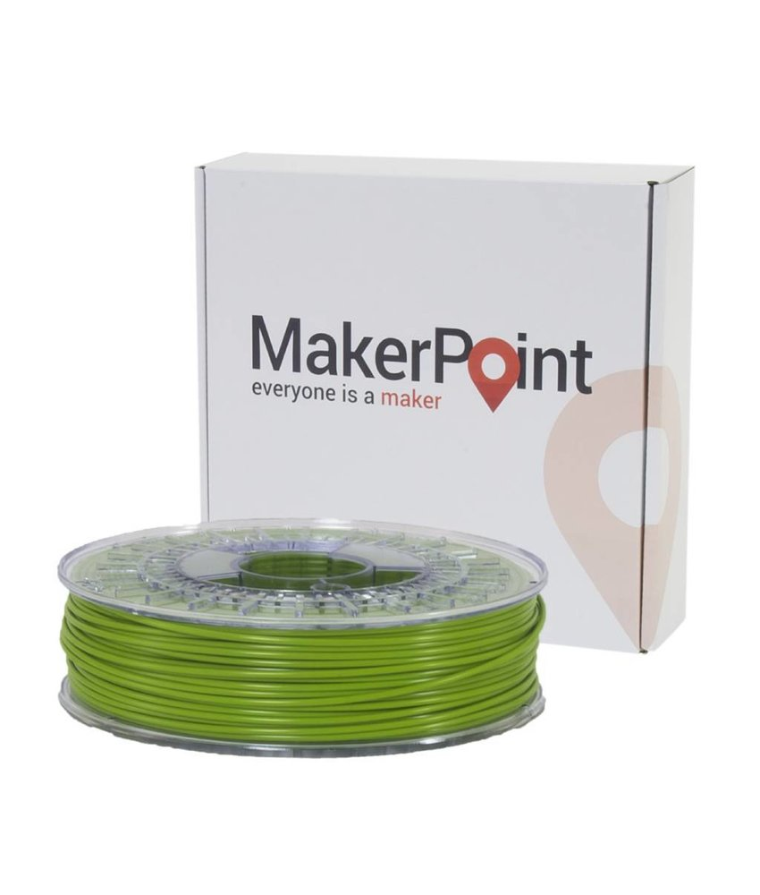 MakerPoint PET-G 750gr Yellow Green