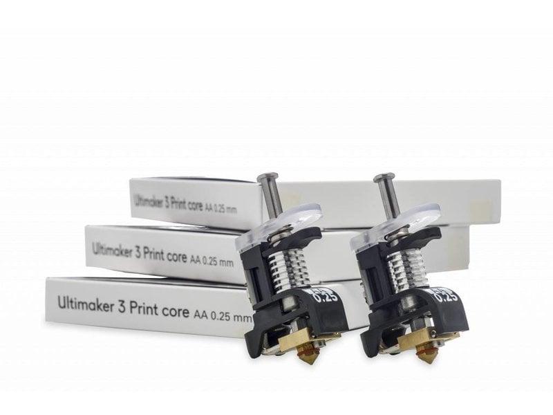 Ultimaker Print core AA 0.25mm