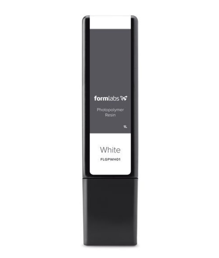 Formlabs White Resin V4 1L
