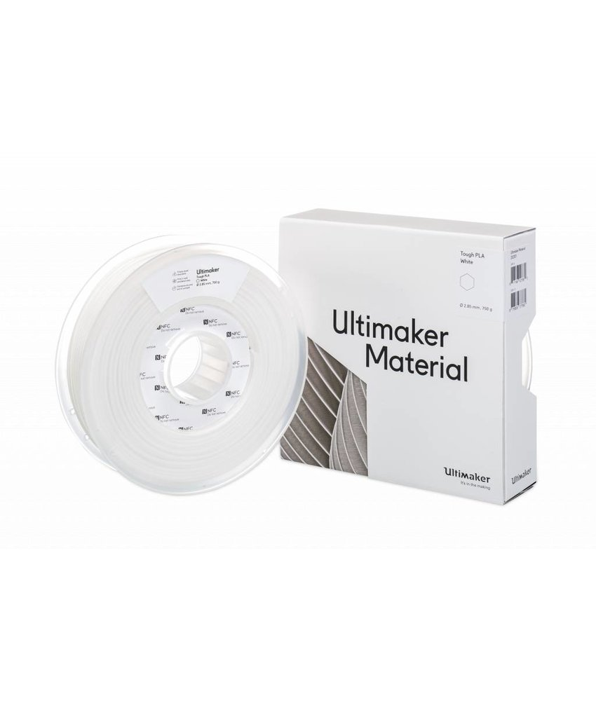Ultimaker Tough PLA 750gr White