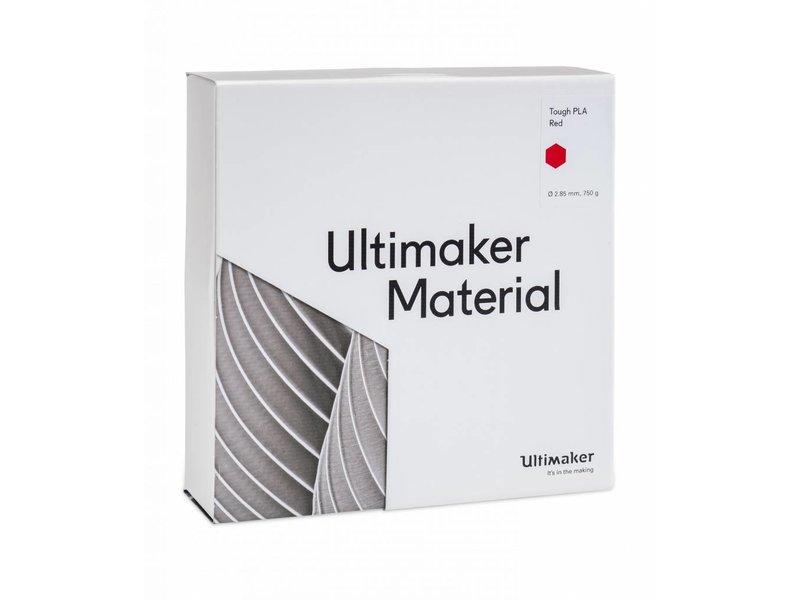 Ultimaker Tough PLA 750gr 2.85mm Red