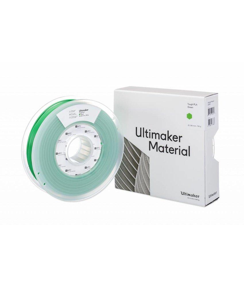 Ultimaker Tough PLA 750gr Green
