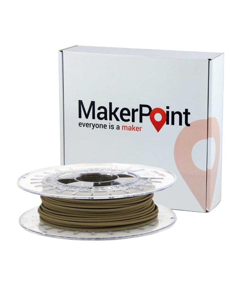MakerPoint PLA Bronzefill 750gr