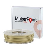 MakerPoint PLA Wood 750gr White Wood