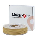 MakerPoint PLA Wood 750gr Natural Wood