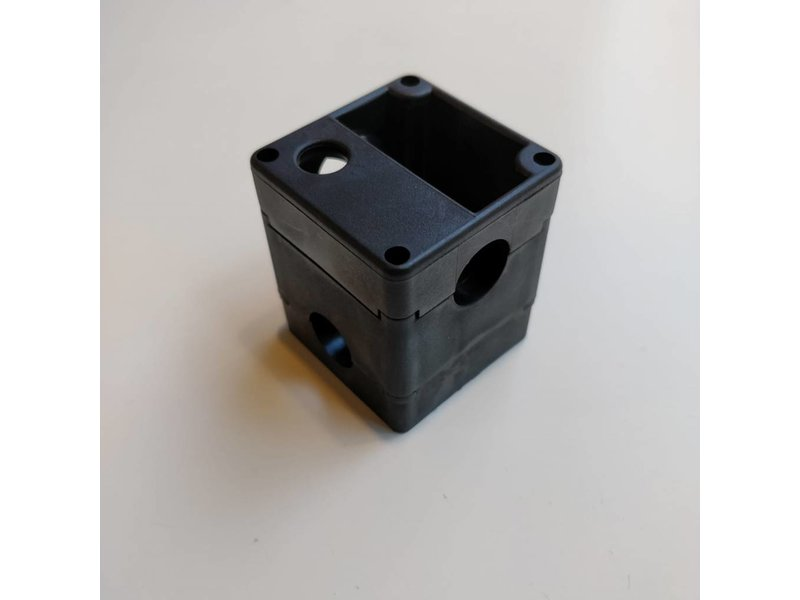 Ultimaker Print head bearing housing UM2+ assembly