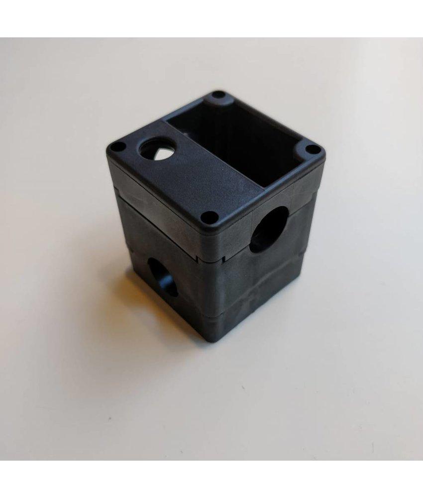Ultimaker Print head bearing housing UM2+ assembly
