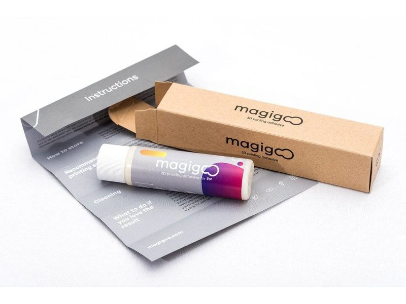 Magigoo PP: The 3D printing adhesive for Polypropylene