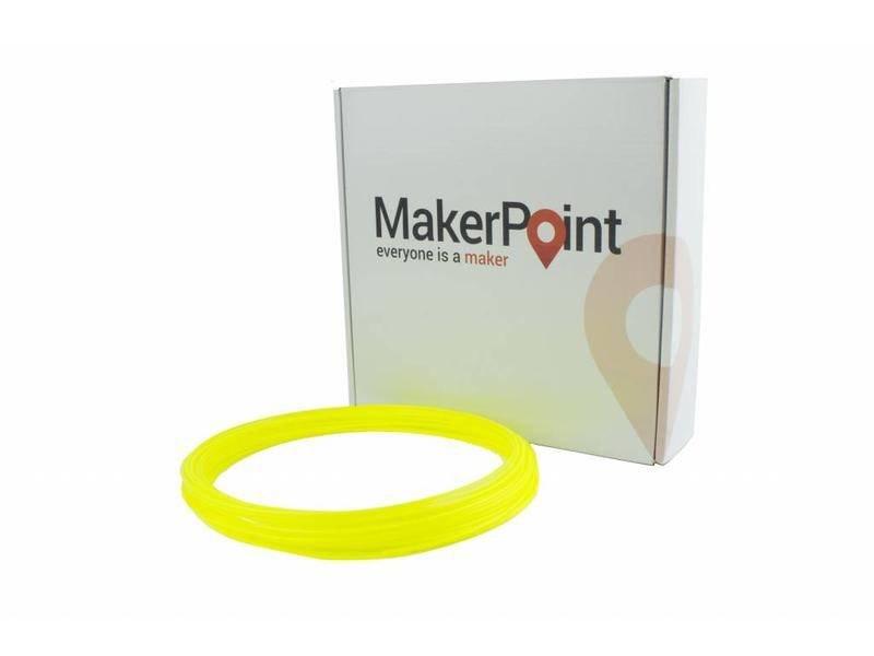 MakerPoint ABS 750gr Yellow Fluor 2.85mm