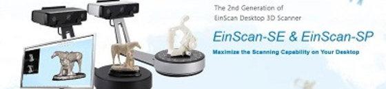 Desktop 3D-Scanners