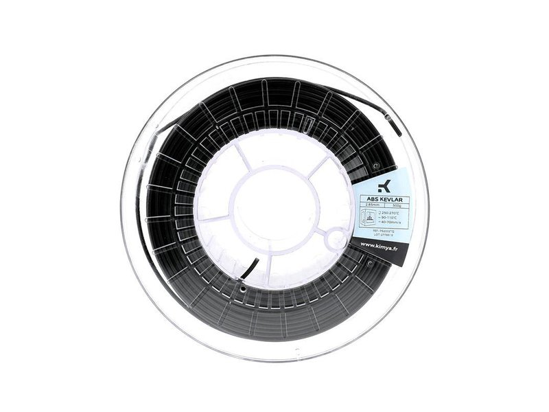 Kimya ABS Kevlar 500gr Black
