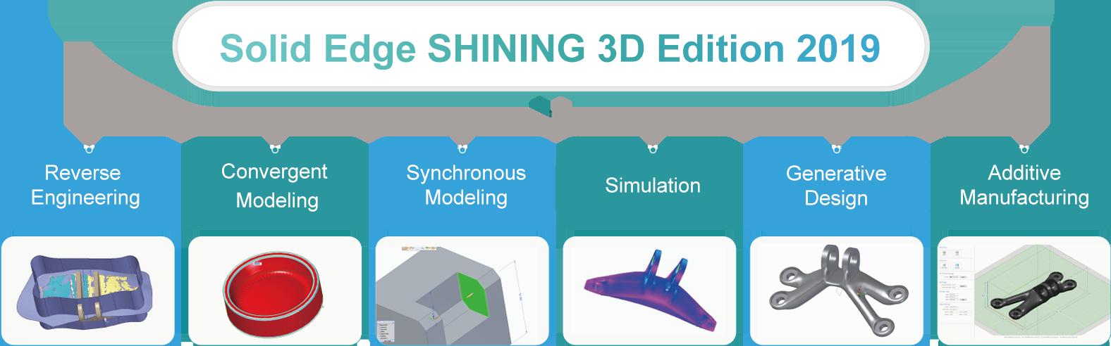 SolidEdge Shining3D Edition