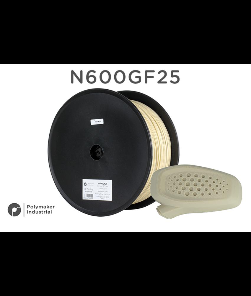 Polymaker N600GF25 PA6 Natural 2kg