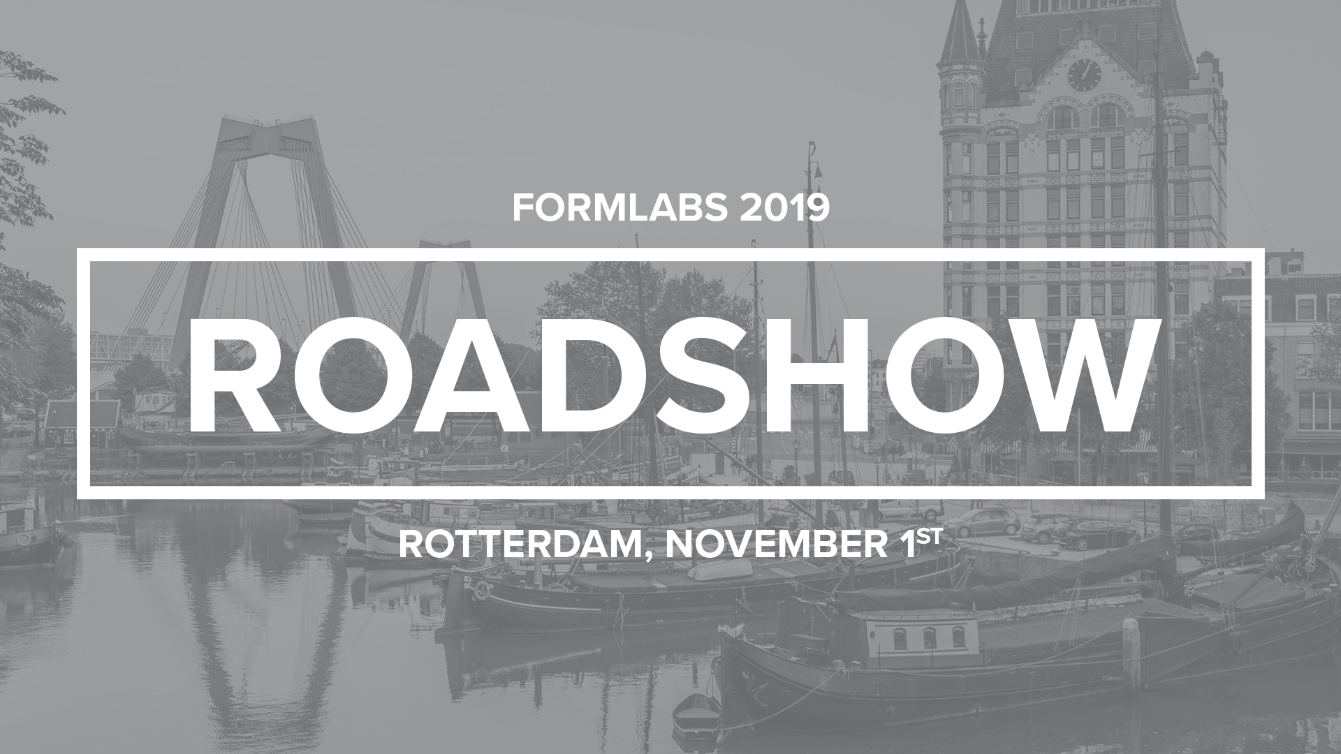 Formlabs Engineering Roadshow Rotterdam
