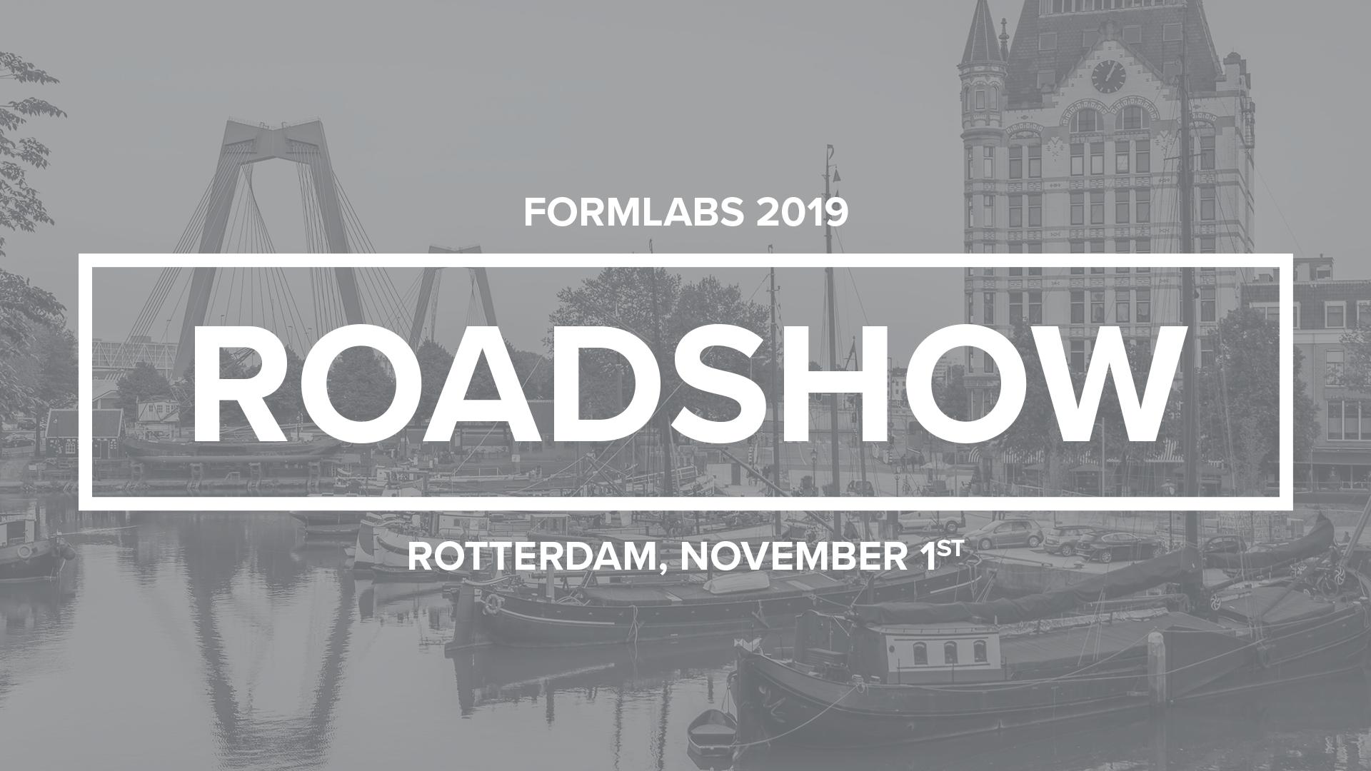 Formlabs Engineering Roadshow Rotterdam